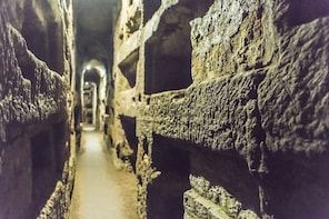 Tour of the Catacombs, Appian way,and the Roman Countryside