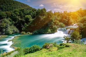 Krka waterfalls- Non guided tour from Split