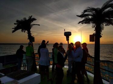 Sunset cruise in Florida