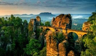 Best of Bohemian Saxon Switzerland from Dresden- Hiking Tour