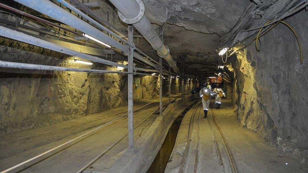 Show item 1 of 6. Cullinan Diamond Mine Underground Tour