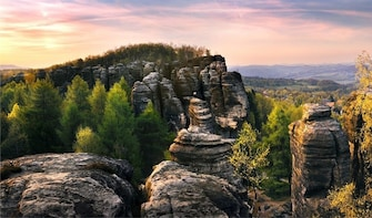 Best of Bohemian Saxon Switzerland from Dresden-Fantasy Tour