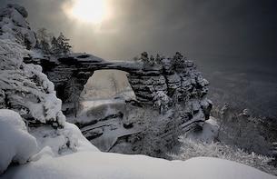 Best of Bohemian Saxon Switzerland from Dresden- Winter Tour