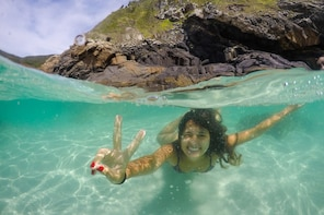 Arraial do Cabo Tour Cruise with Lunch