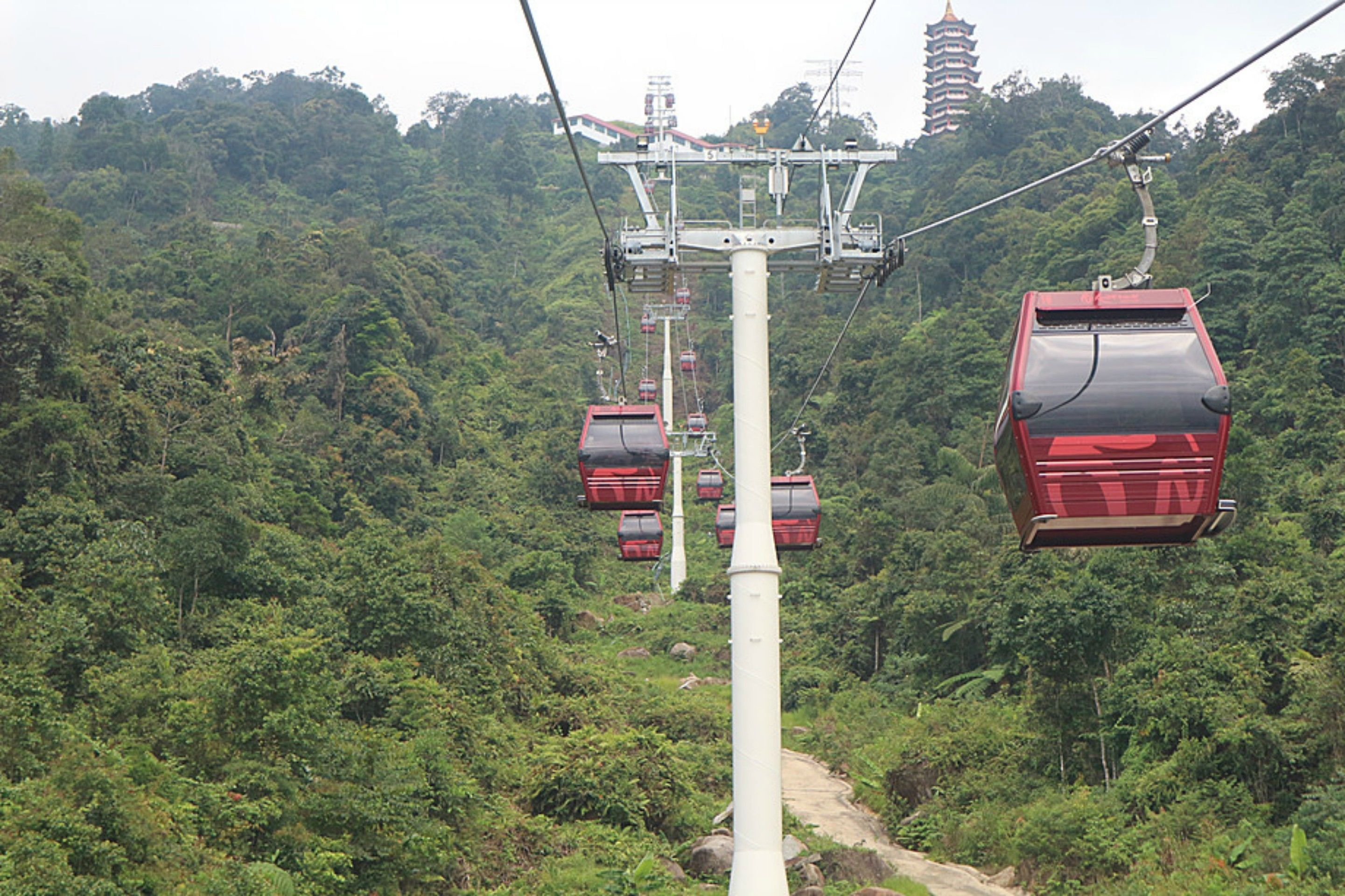 """Fairly Tale"" Colmar Tropicale + Genting Highlands Tour"