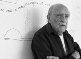 Tour architect Oscar Niemeyer Path