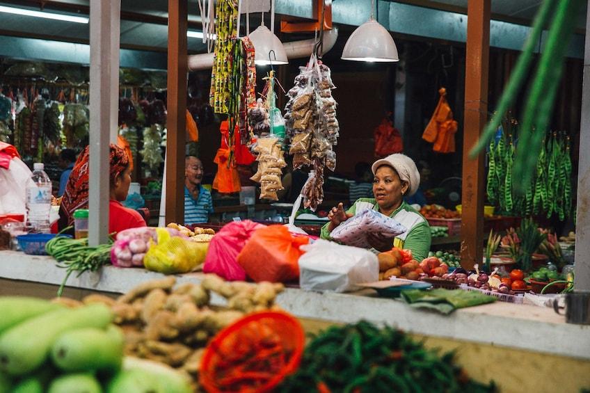 Show item 4 of 10. Market in Kuala Lumpur