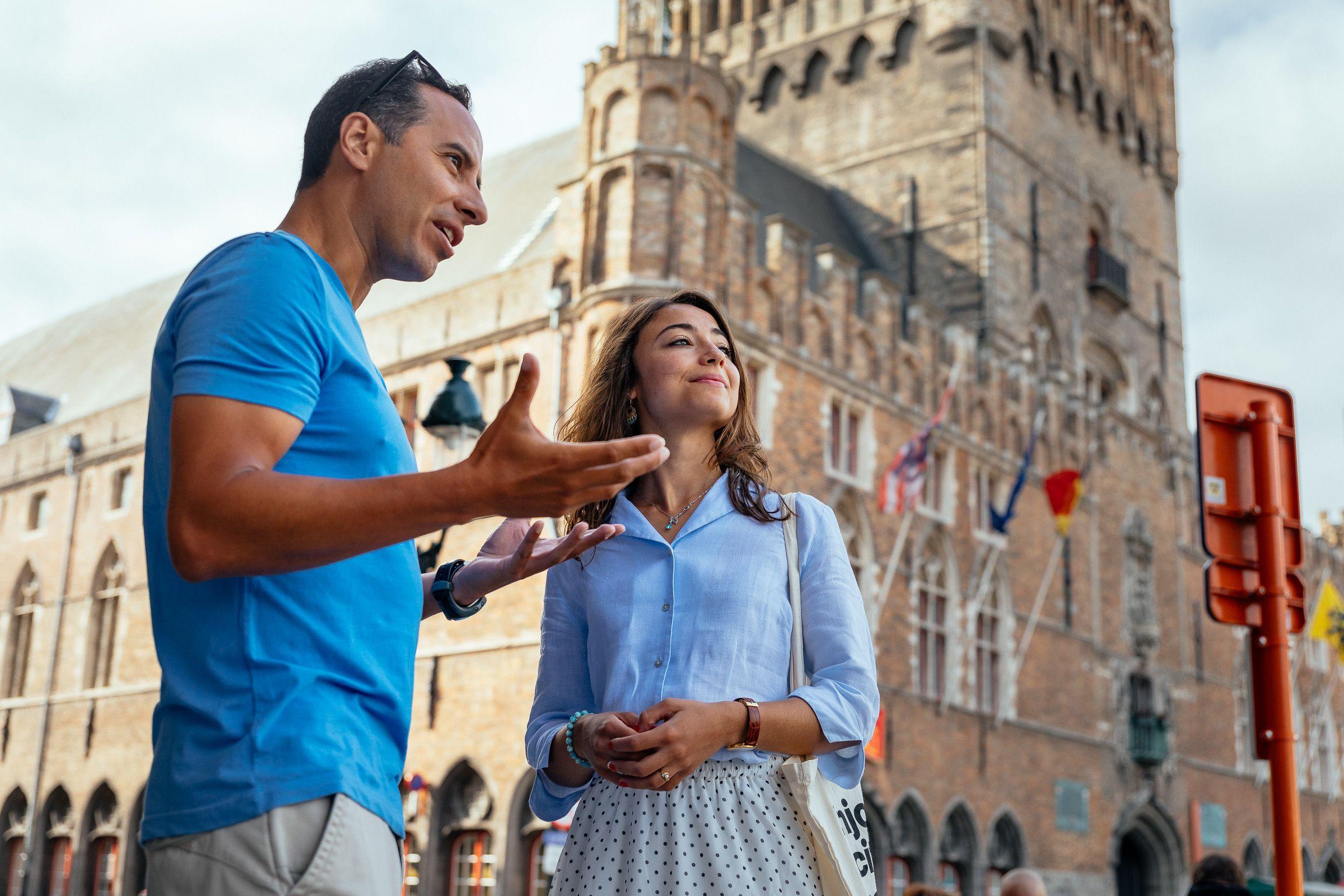 Bruges Private Highlights & Hidden Gems Tour