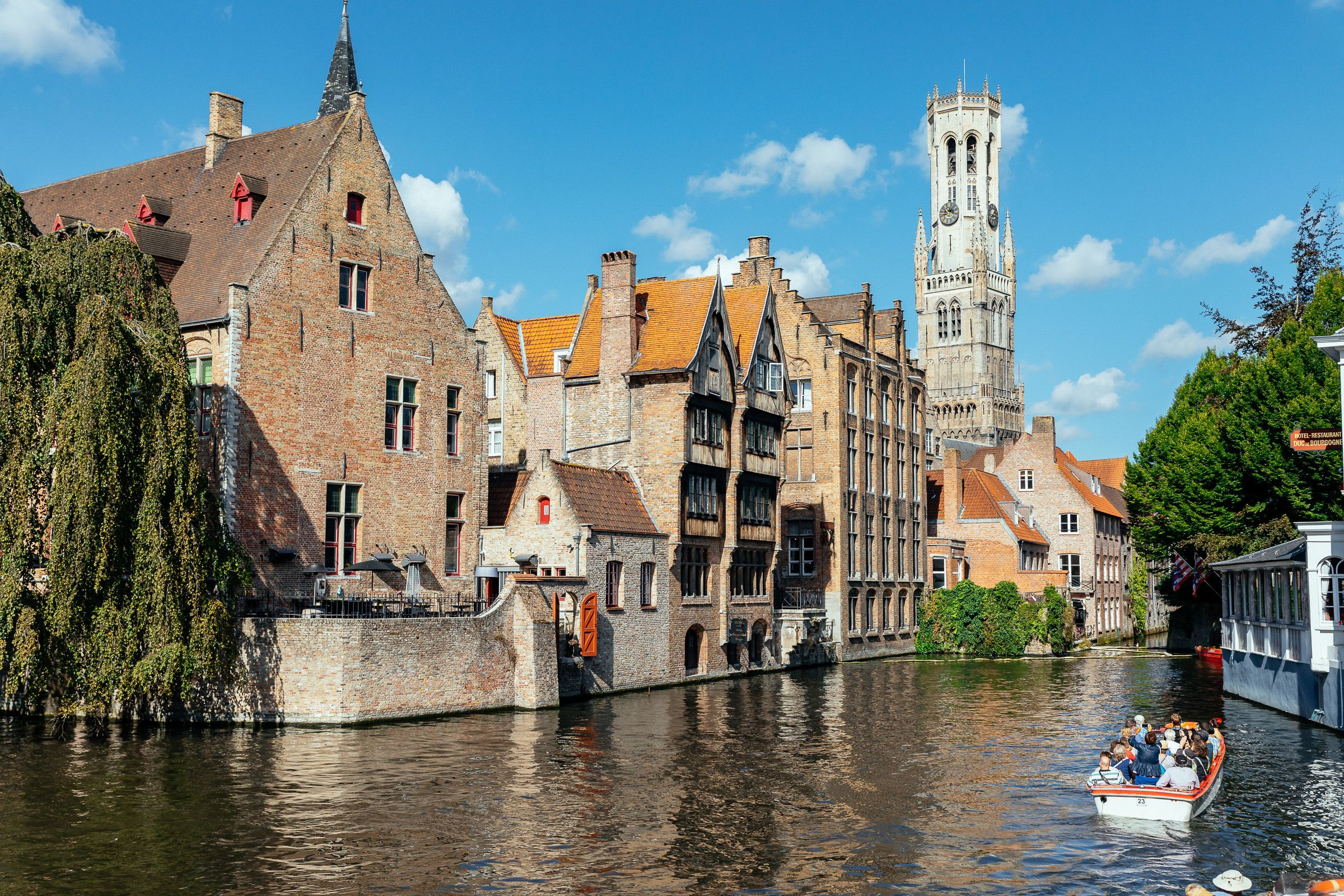 Private Bruges 90 minutes Kickstart Tour