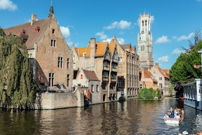 Private Bruges 90 minutes Kickstart Tour