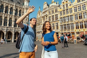 Brussels Private 90 Minutes Kickstart Tour