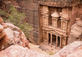 Petra 1 Day Tour from Wadi Rum