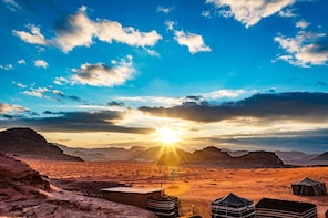 Wadi Rum 1 Day Tour from Aqaba
