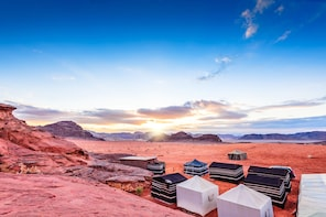 Wadi Rum 1 Day Tour from Petra