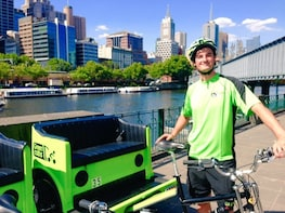 Melbourne - Pedicab Tour