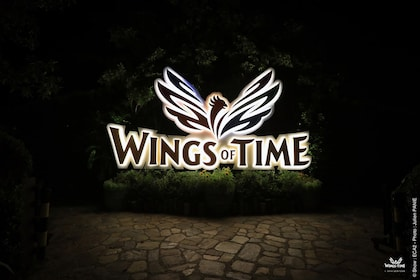 Sing for Wings of Time light show in Singapore