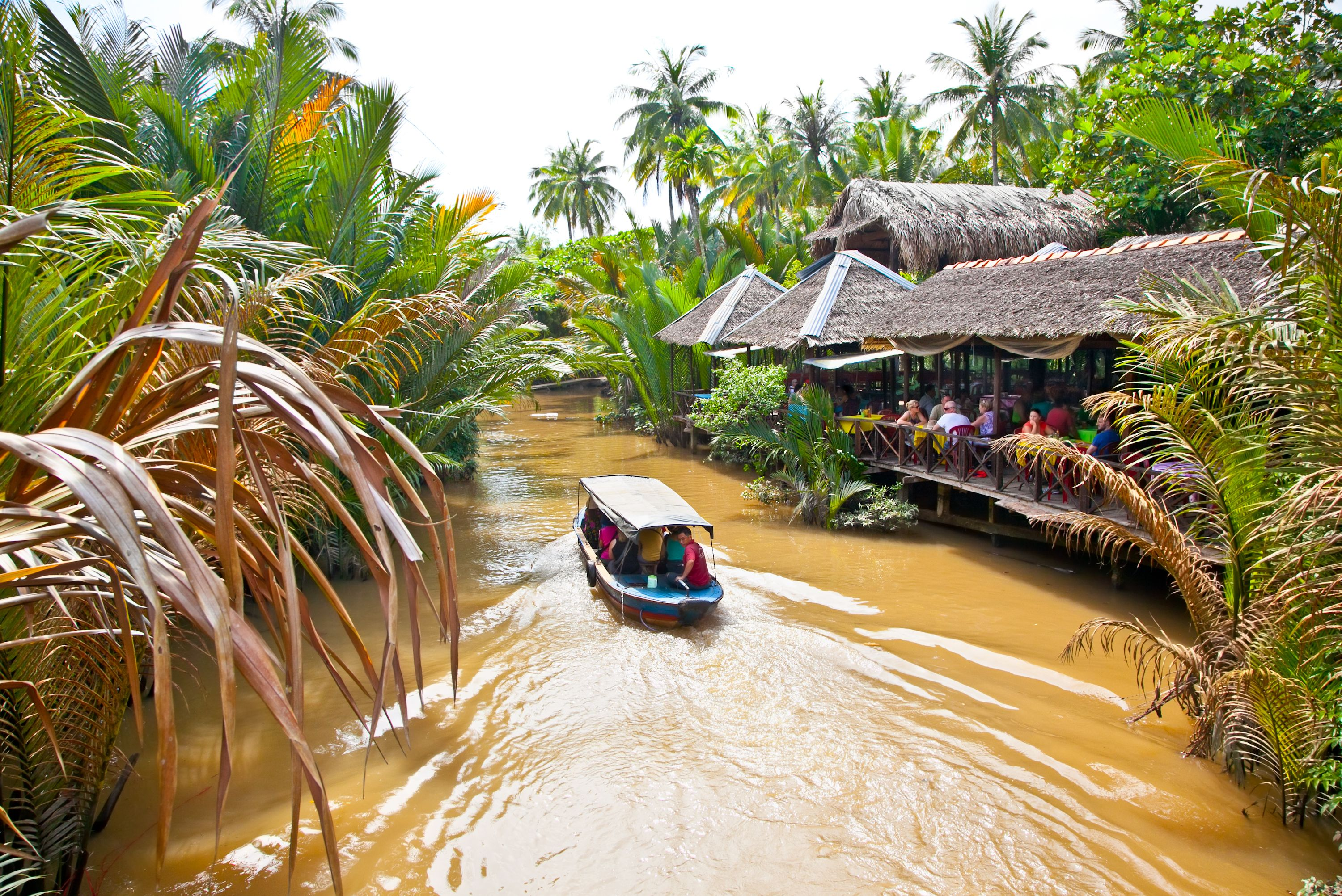 Full-day Overview Mekong Delta (My Tho & Ben Tre)