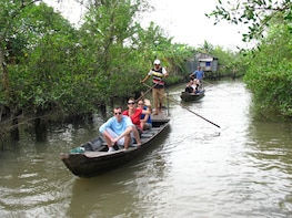 Full-day Experience Mekong Delta (Cai Be Village)
