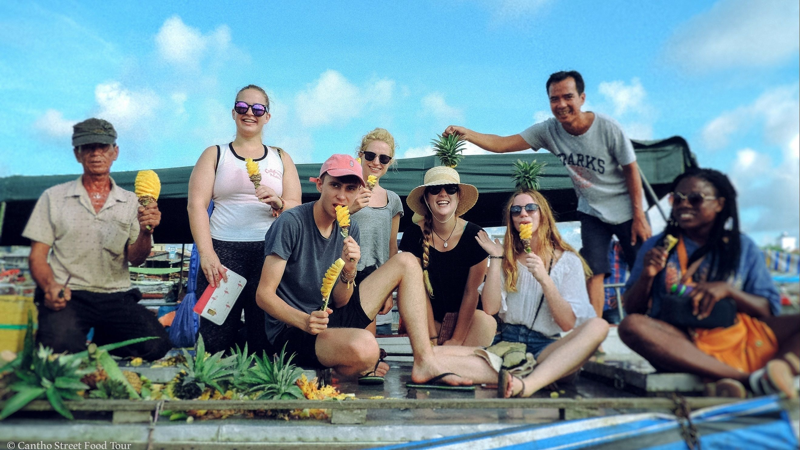 2-day Authentic Mekong Delta with Cai-rang Floating Market