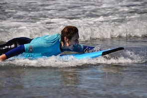 4-hour Surfsafari Course at Meloneras in Gran Canaria