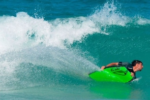 4-hour Bodyboarding Course in the South of Gran Canaria