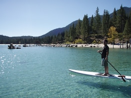 1hr Stand Up Paddleboard Rental