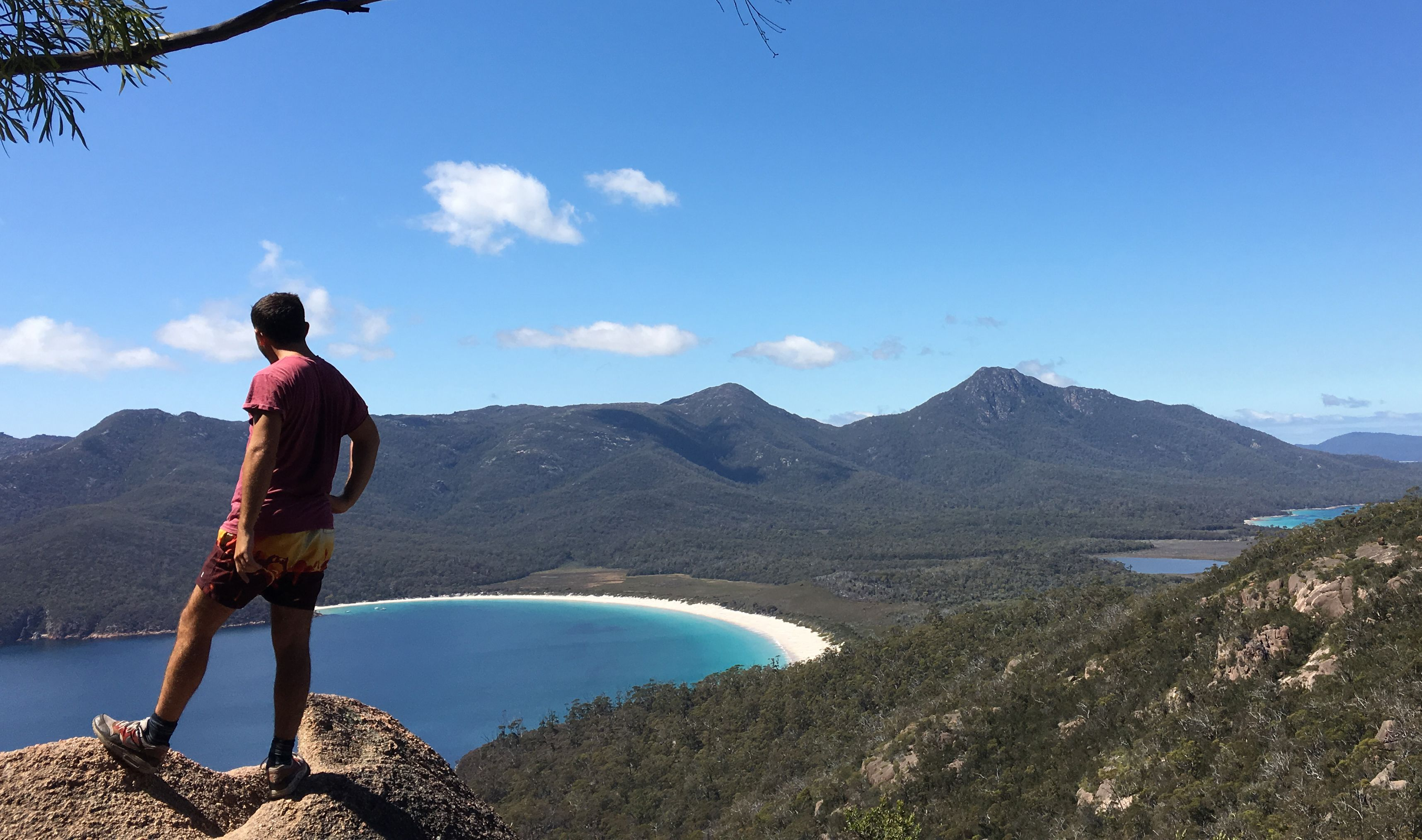 Full-Day Tour Hobart to Wineglass Bay via Historic Richmond