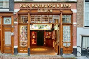 Hash Marihuana & Hemp Museum Amsterdam Admission Ticket