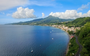 Unmissable of North Martinique