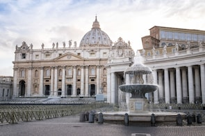 Vatican Museums and St. Peter's Tour with Hotel Pick-up