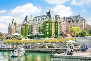 Victoria 1-Day Sightseeing Tour From Vancouver