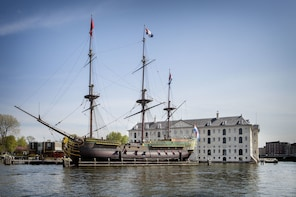 National Maritime Museum Ticket & City Canal Cruise