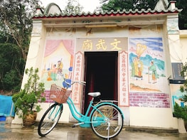 Lantau Island (Mui Wo) Biking Tour