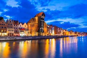 Tricity ( Gdansk -Sopot-Gdynia ) Private Tour