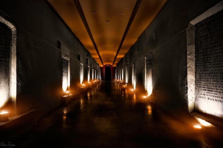 Show item 3 of 8. Catacombs by Candlelight