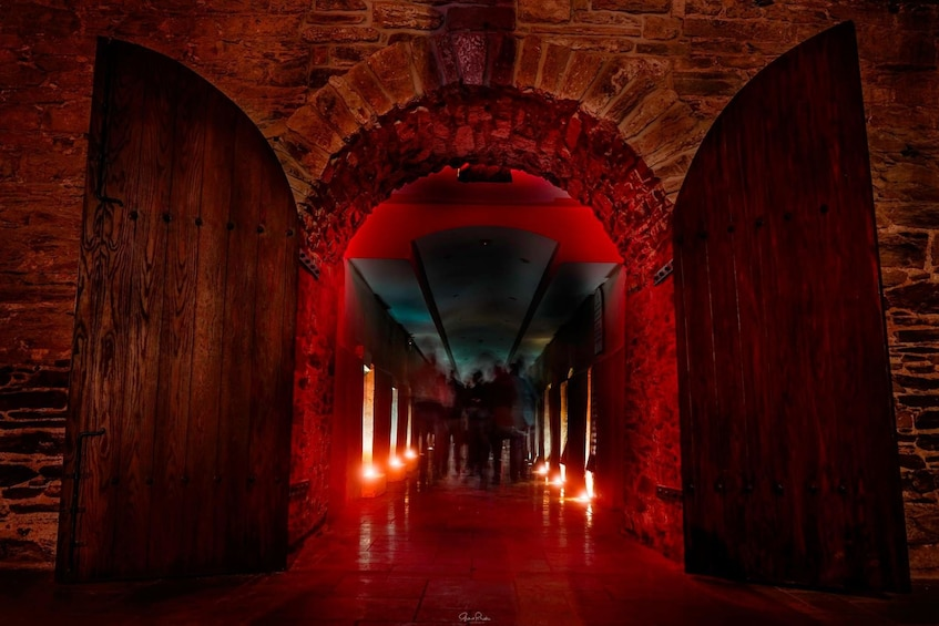 Show item 2 of 8. Catacombs by Candlelight