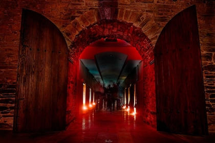 Catacombs by Candlelight