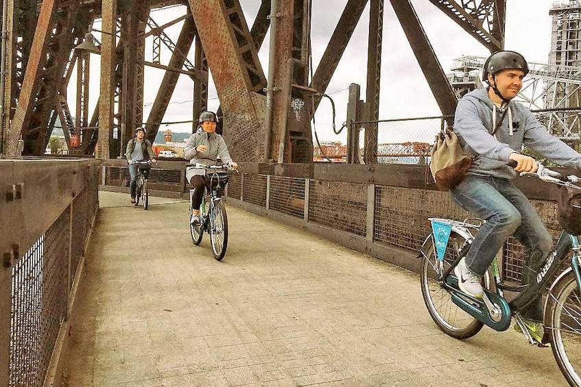 Portland Breweries By Bike