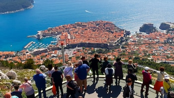 3h Dubrovnik City Tour - Panorama Drive & Guided Walk