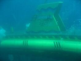 3 Hours Trip on Sindbad Submarine Hurghada