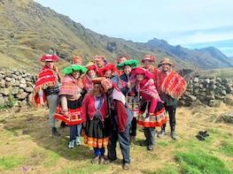 Lares Trek To Machu Picchu 4D/3N (With Panoramic train)