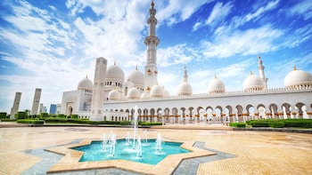 Abu Dhabi Small Group City Tour from Dubai