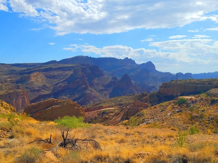 Show item 6 of 6. Apache Trail