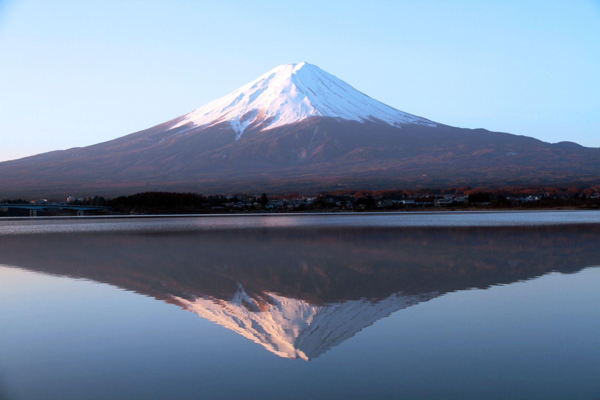 Mt. Fuji Lake Kawaguchi Oshino Hakkai 1 Day Bus Tour