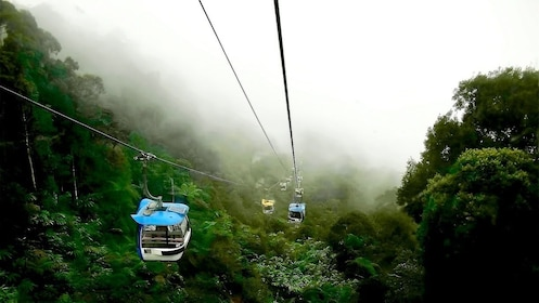 Skyway Cable Car in Genting Highlands, Malaysia