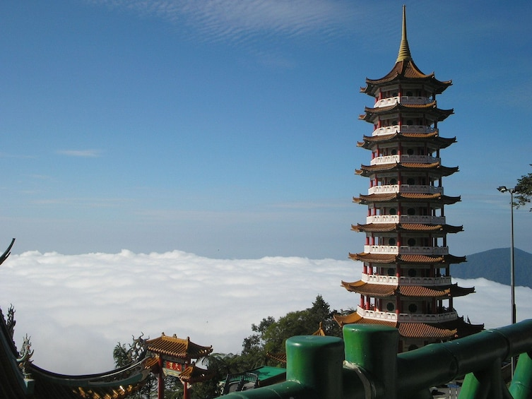 Show item 7 of 7. Sea of Clouds in Genting