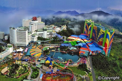 Touch the Sky:Genting Highlands Experience from Kuala Lumpur
