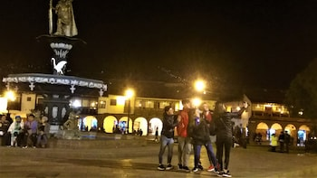 Best of Cusco by Night, Walking Tour, Pisco Sour, Dinner