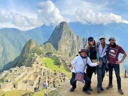 Machu Picchu Day Trip from Cusco with Vistadome Train