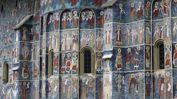 Day trip to Bucovina, UNESCO Painted Monasteries Tour